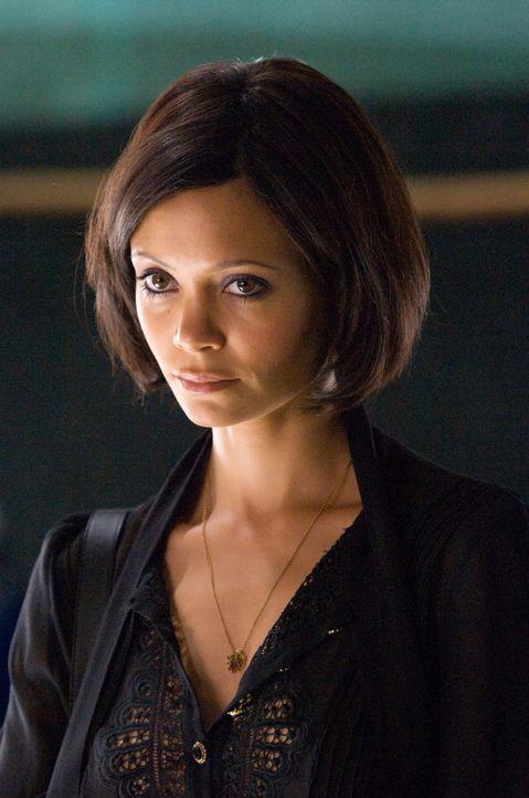 Seitdem die attraktive Buchhalterin Stella (Thandie Newton) beschlossen hat, einen leicht bewachten Geldtranssporter zu überfallen, steht sie auf de... - Bildquelle: Warner Bros.