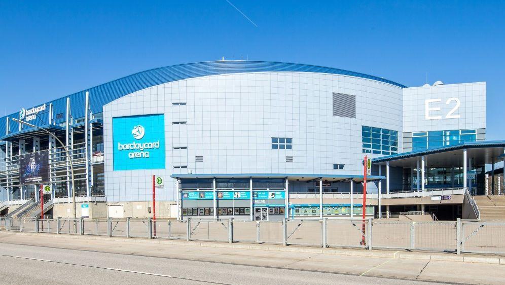 Die Barclaycard-Arena ist Ausrichter der Handball-WM - Bildquelle: PIXATHLONPIXATHLONSID