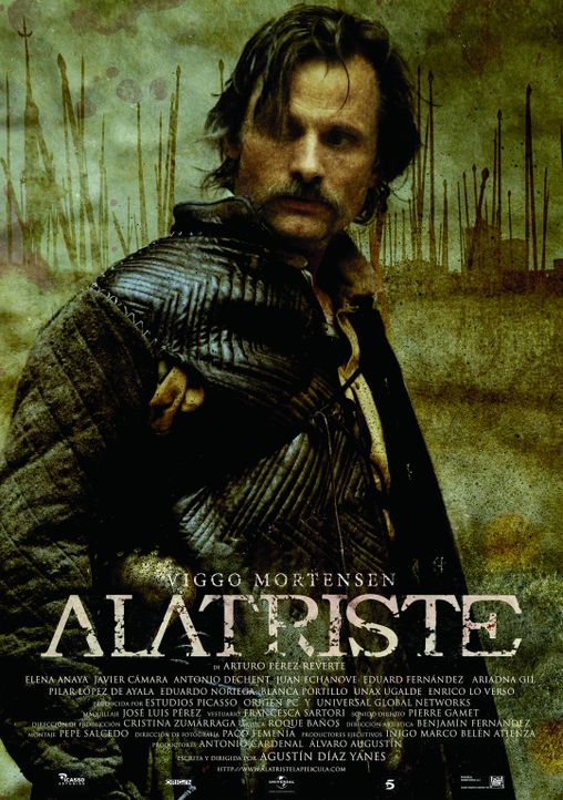 Alatriste ... - Bildquelle: TF1 International