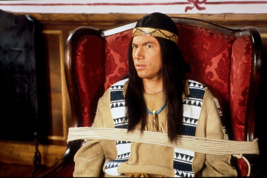 """Ein Apache in der Patsche: Winnetouch (Michael """"Bully"""" Herbig) ... - Bildquelle: herbX film gmbh"""