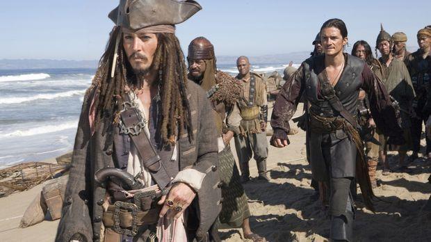 Pirates of the Caribbean - Am Ende der Welt - Bis ans Ende der Welt sind Will...