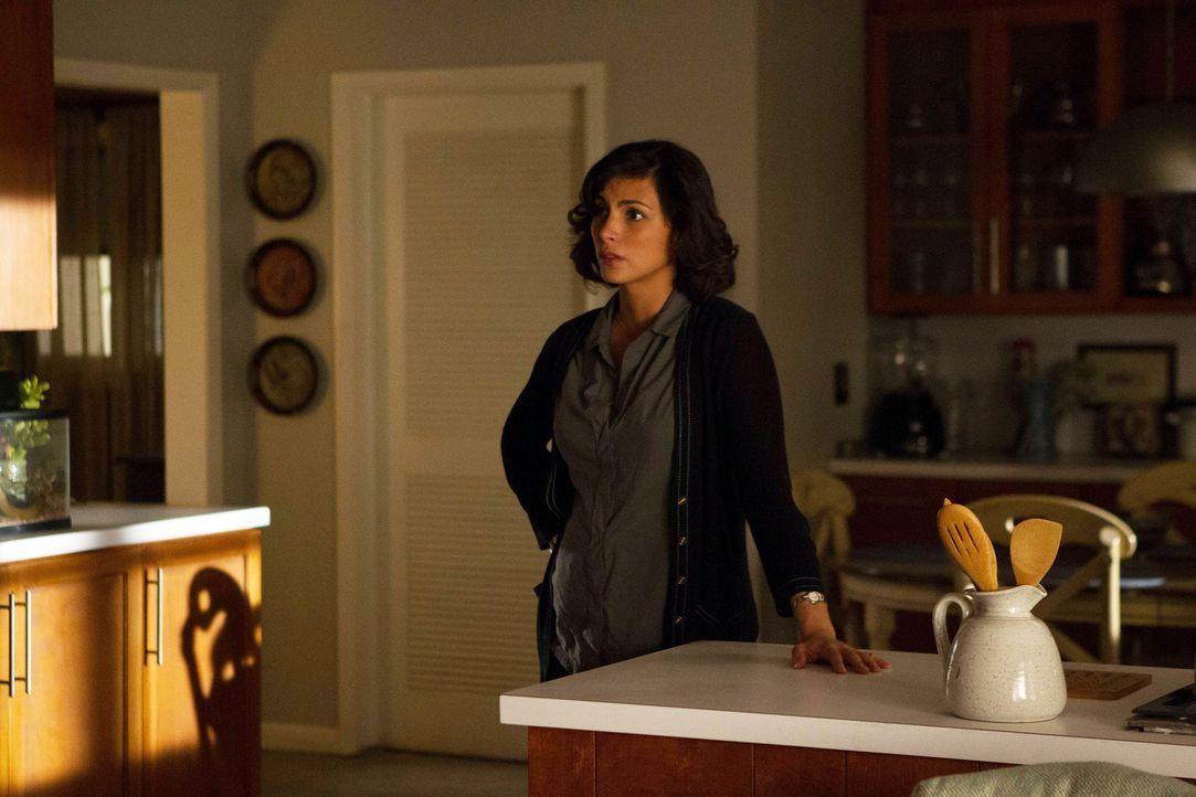 Macht sich Sorgen um ihre Tochter Dana: Jessica (Morena Baccarin) ... - Bildquelle: 2013 Twentieth Century Fox Film Corporation. All rights reserved.