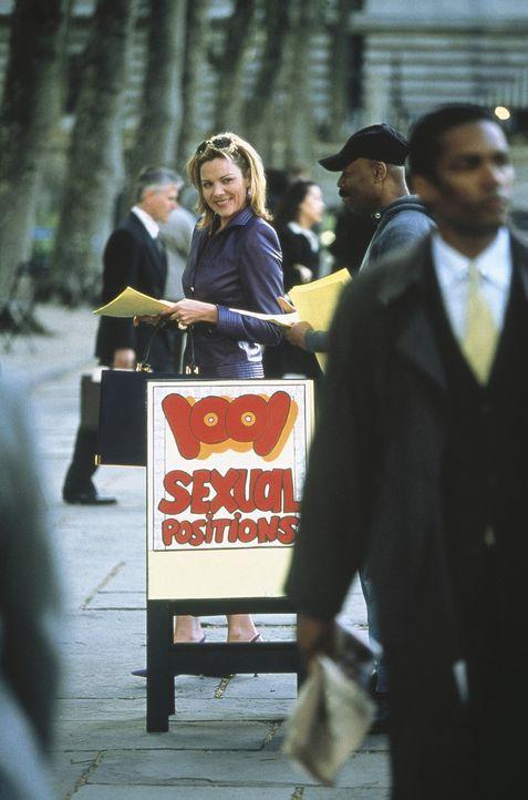 Kaum zu glauben: Sam (Kim Cattrall) verliert plötzlich ihre immer präsente Fähigkeit, einen Orgasmus zu haben. - Bildquelle: Paramount Pictures