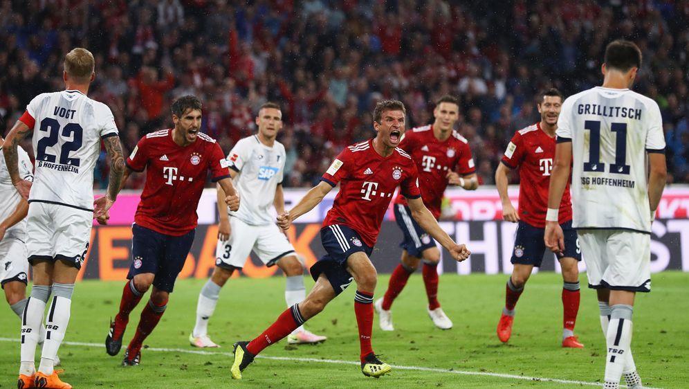 1fußball Bundesliga Tabelle Saison 20182019 25 Spieltag Live