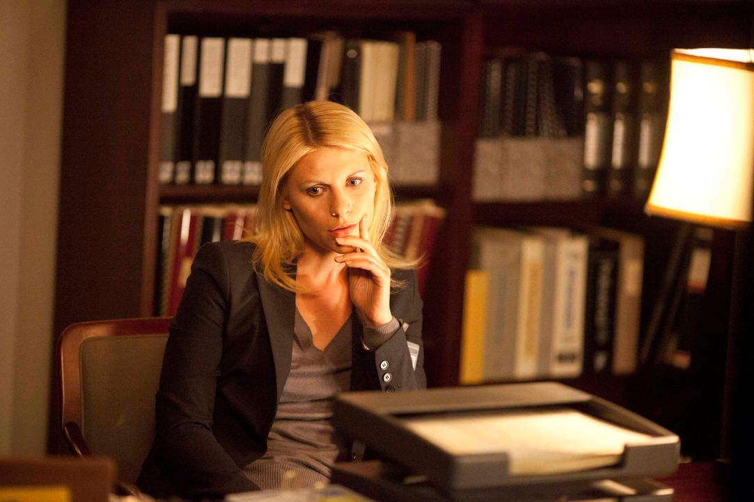 Homeland_Carrie_Mathison - Bildquelle: Copyright: Showtime 2011