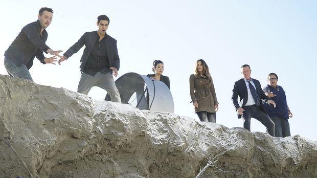 Scorpion - Scorpion - Staffel 3 Episode 14: Unterwelt