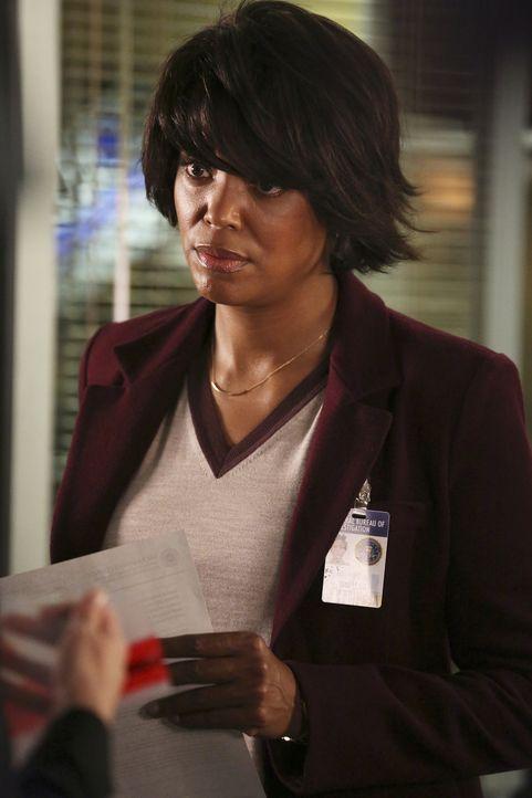 Kann Dr. Tara Lewis (Aisha Tyler) sich einmal mehr für Hotchs Team qualifizieren und dabei helfen, einen Serienkiller zu fassen? - Bildquelle: Robert Voets ABC Studios