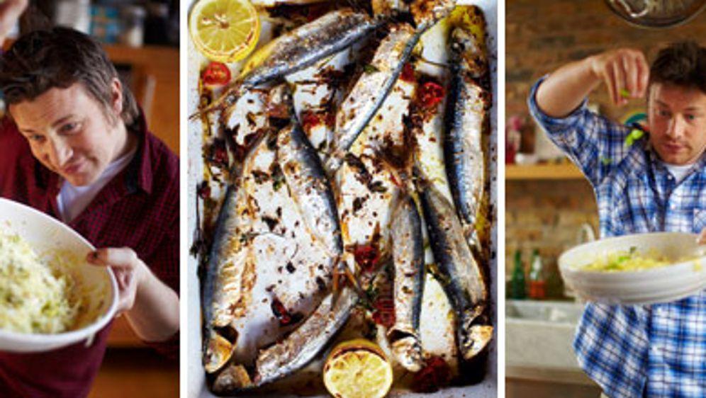 Leichte Sommerküche Jamie Oliver : Jamie oliver schnell und lecker sixx