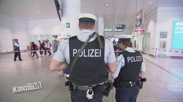 Achtung Kontrolle - Achtung Kontrolle! - Die Bundespolizei Am Flughafen München