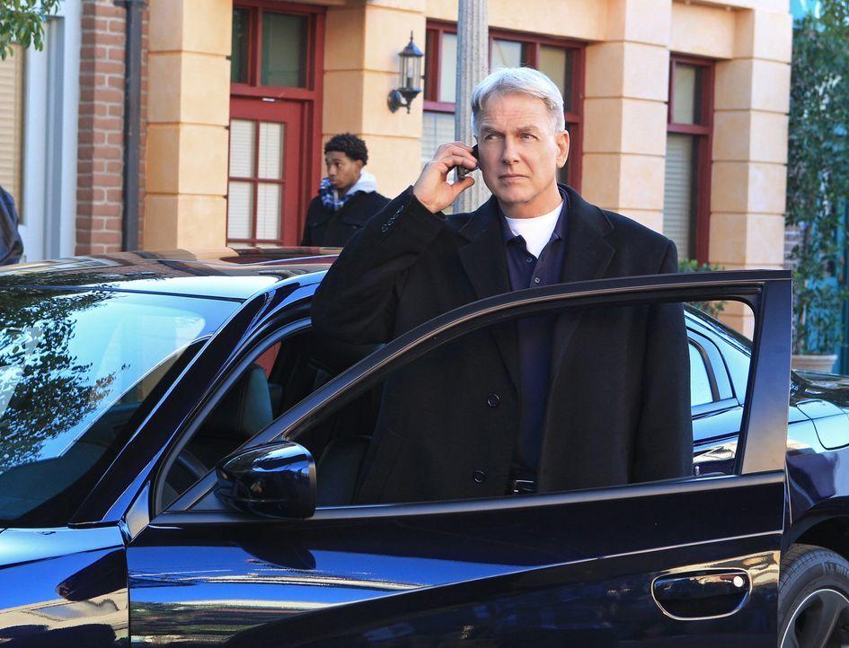 Gemeinsam mit seinem Team, versucht Gibbs (Mark Harmon) einen Mörder zu fassen ... - Bildquelle: CBS Television