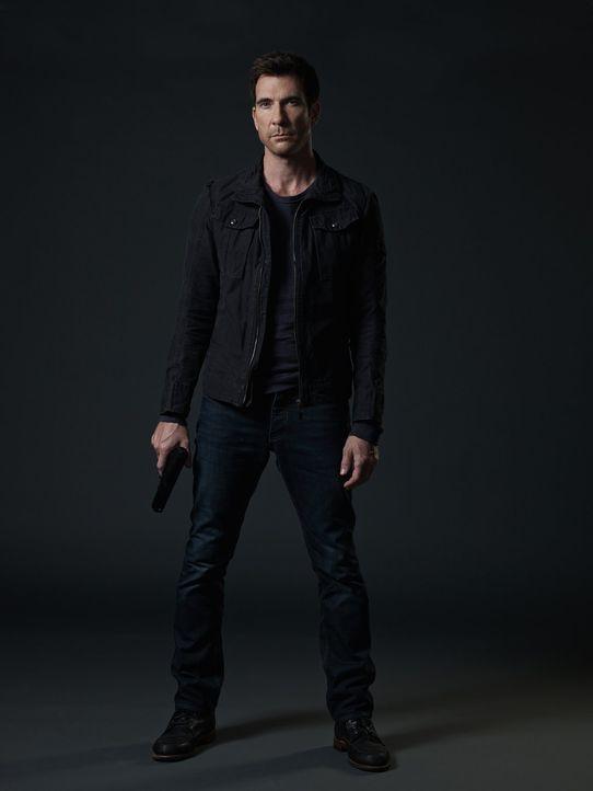 (1. Staffel) - Als Detective der Threat Management Unit im LAPD versucht Jack Larsen (Dylan McDermott), gefährlichen Stalkern das Handwerk zu legen... - Bildquelle: Warner Bros. Entertainment, Inc.