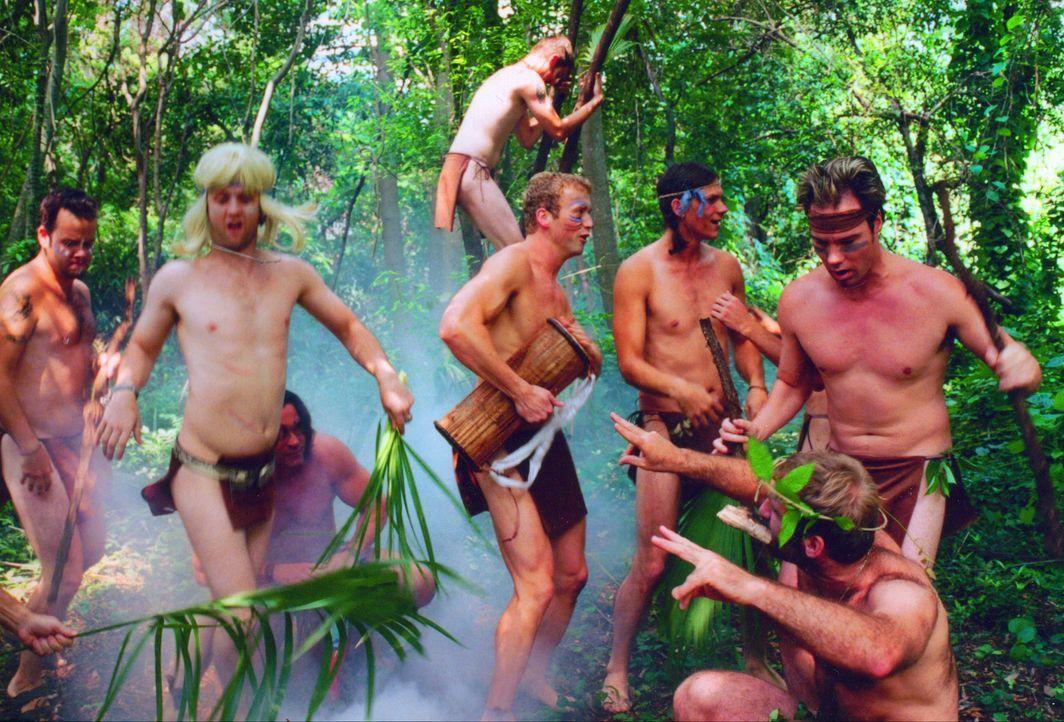 Was Männer für Sex und eine Million Dollar nicht alles machen .... - Bildquelle: Kali Films