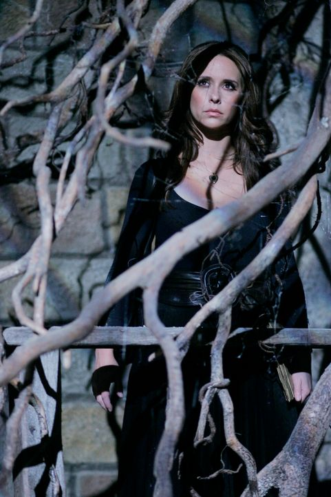 Nach und nach findet Melinda (Jennifer Love Hewitt) den Weg zur verborgenen Stadt, in der vor hundertfünfzig Jahren ein schreckliches Unglück passie... - Bildquelle: ABC Studios