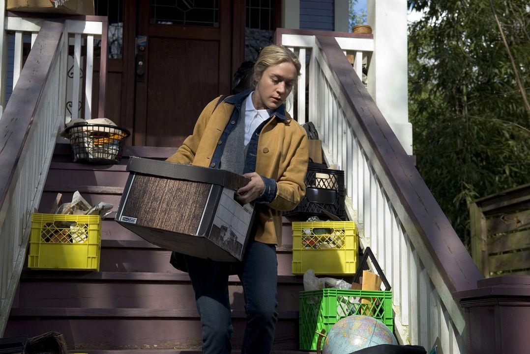 Ahnt nicht, in welche Gefahr sie sich begibt: die Reporterin Grace Collier (Chloë Sevigny) auf der Suche nach Beweisen für Dr. Lacans blutige Mach... - Bildquelle: Sony 2007 CPT Holdings, Inc.  All Rights Reserved.