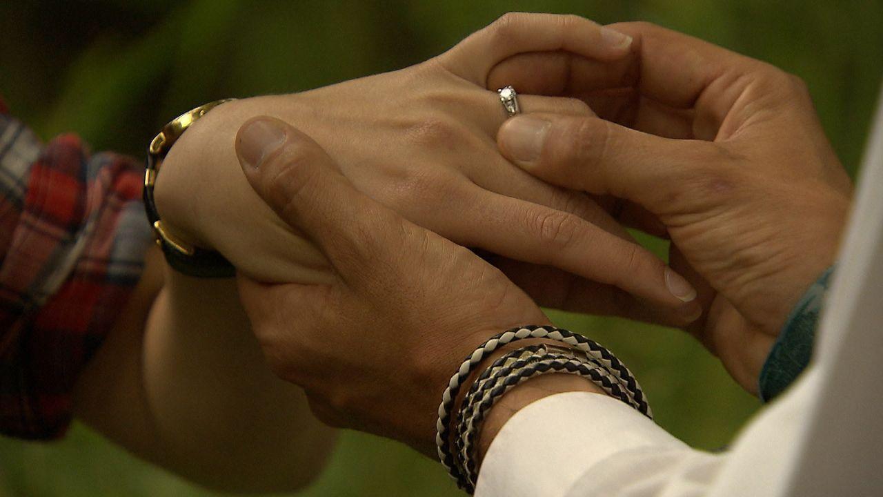 Verliebt,-verlobt,-verschollen30 - Bildquelle: SAT.1