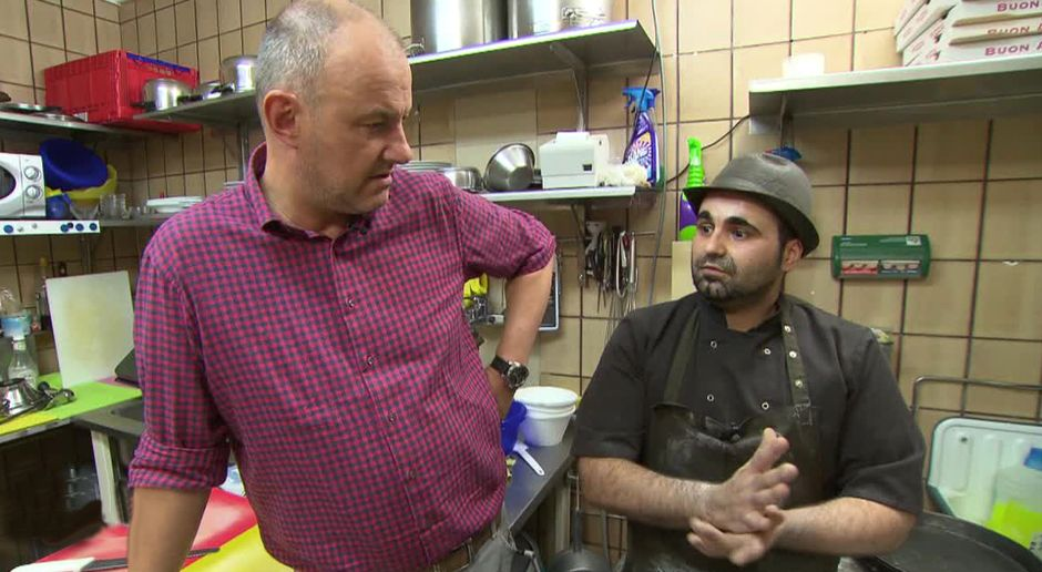 Rosins Restaurants Video Tränen Im Pizzorante La Trinacria