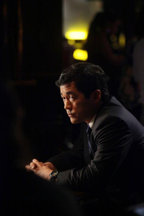 Ermittelt in einem neuen Fall: Kimball (Tim Kang) ... - Bildquelle: Warner Brothers