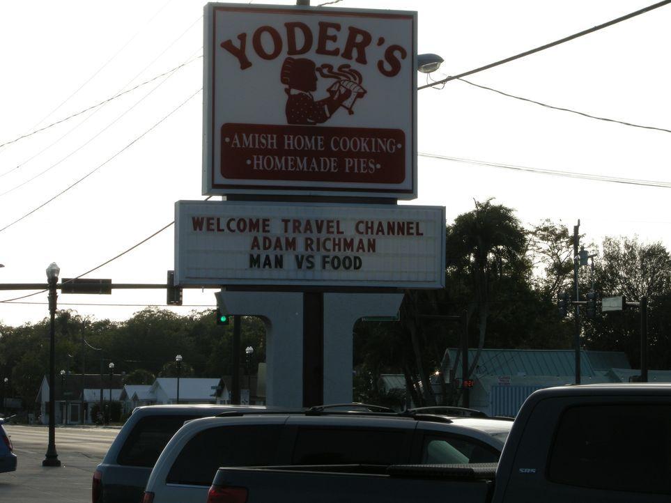 Yoder's - Bildquelle: 2009, The Travel Channel, L.L.C.