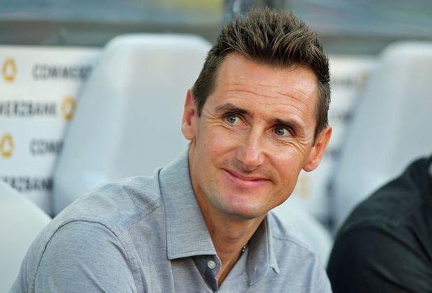 Miroslav Klose begleitet den FC Bayern auf der Asientour