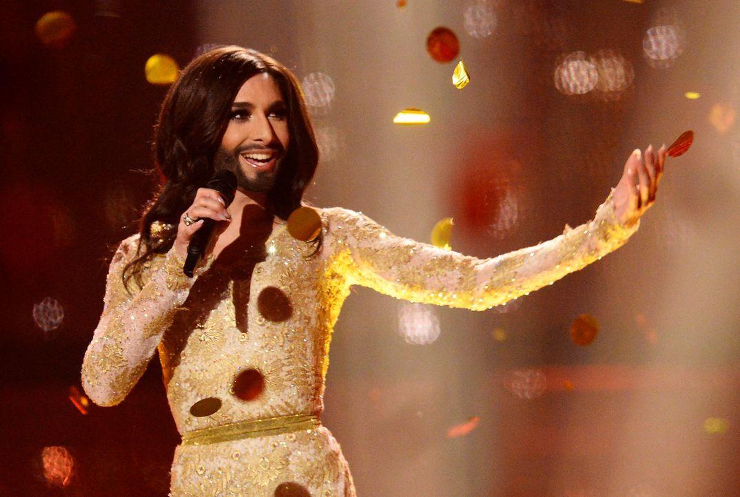 Eurovision-Song-Contest-Conchita-Wurst-1-140509-AFP - Bildquelle: AFP
