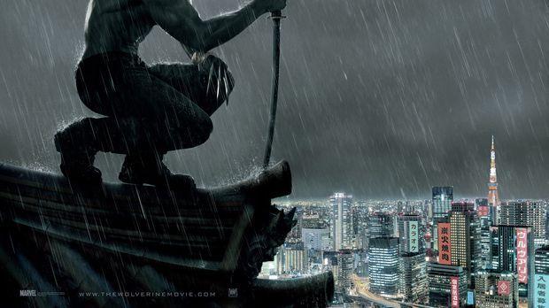 WOLVERINE: WEG DES KRIEGERS - Artwork © 2013 Twentieth Century Fox Film Corpo...
