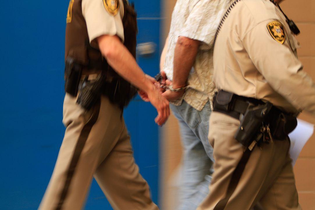 Das Clark County Detention Center hat es bedenklich oft mit Wiederkehrern zu tun, die immer und immer wieder dort auftauchen ... - Bildquelle: James Peterson Part2 Pictures