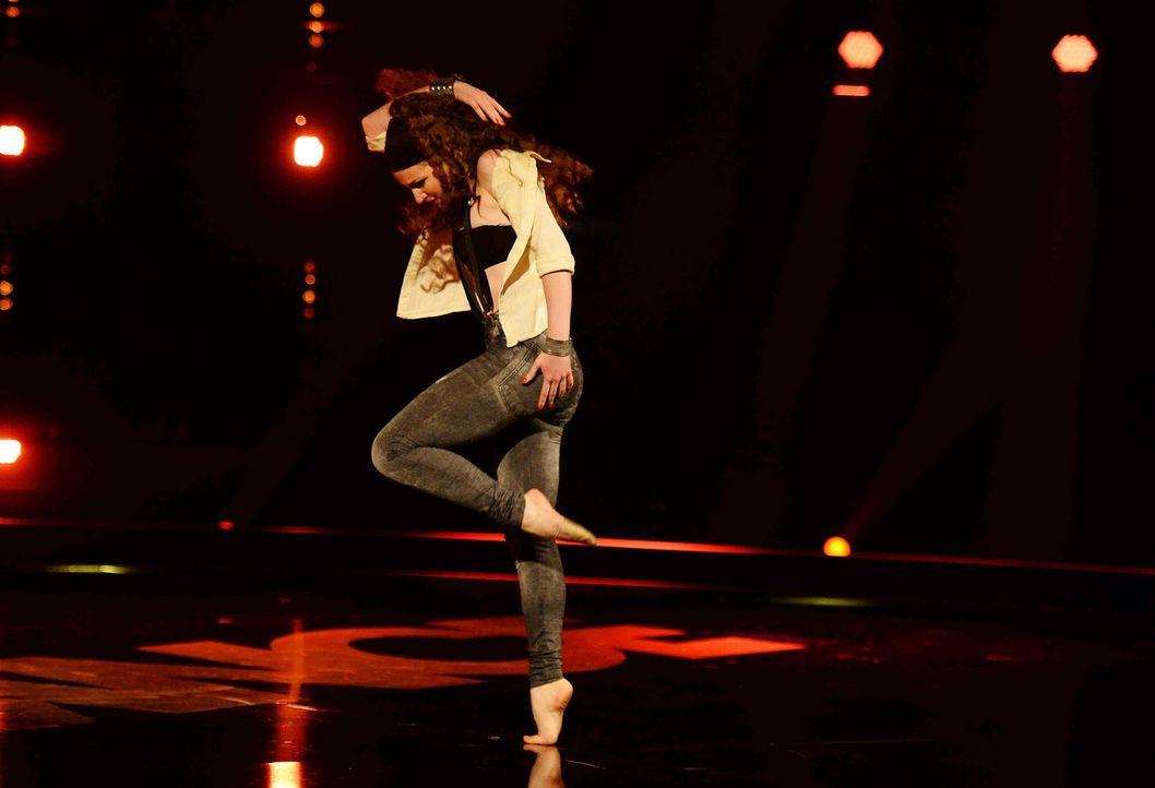 Got-To-Dance-Franziska-05-SAT1-ProSieben-Willi-Weber - Bildquelle: SAT.1/ProSieben/Willi Weber
