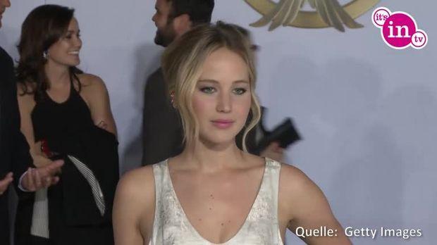Stars - Jennifer Lawrence: Ein Traum wird wahr