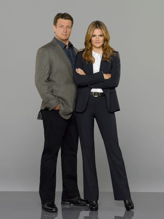 Kate Beckett & Richard Castle - Bildquelle: ABC Studios