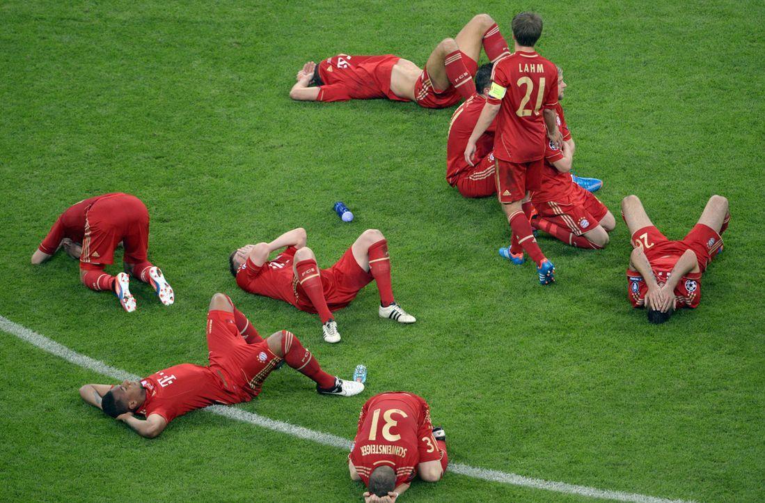 Bayern-dpa-5 - Bildquelle: dpa/picture alliance
