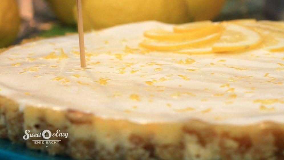 Zitronen-Käsekuchen-Tarte - Bildquelle: sixx