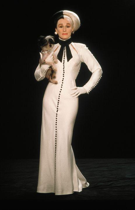 Drei Jahre konnten sich Londons Dalmatiner von dem Schrecken erholen. Doch jetzt ist Cruella de Vil (Glenn Close) wieder auf freiem Fuß und führt... - Bildquelle: Walt Disney Pictures