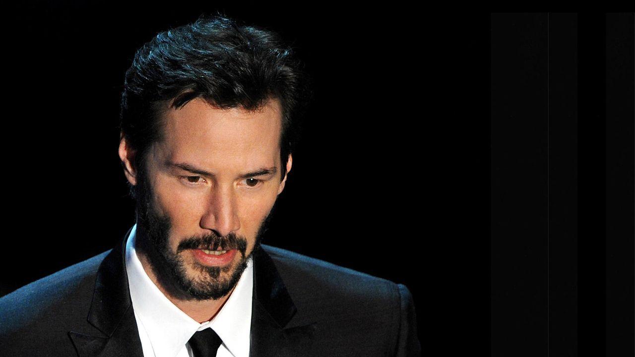 Keanu Reeves  - Bildquelle: AFP