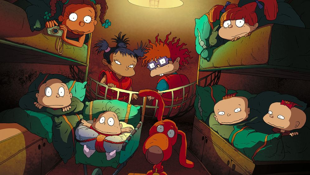 Die Rugrats auf Achse - Bildquelle: TM &   Paramount Pictures. All Rights Reserved.