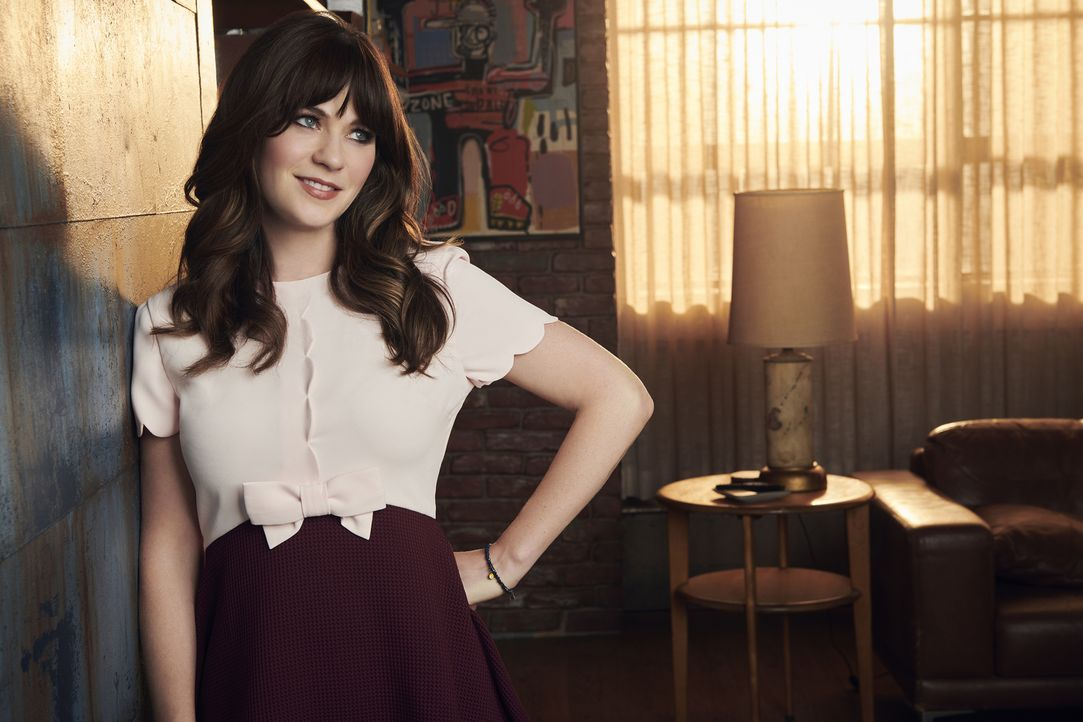 (7. Staffel) - Findet Jess (Zooey Deschanel) schlussendlich ihren Platz in der Welt? - Bildquelle: 2018 Fox and its related entities.  All rights reserved.
