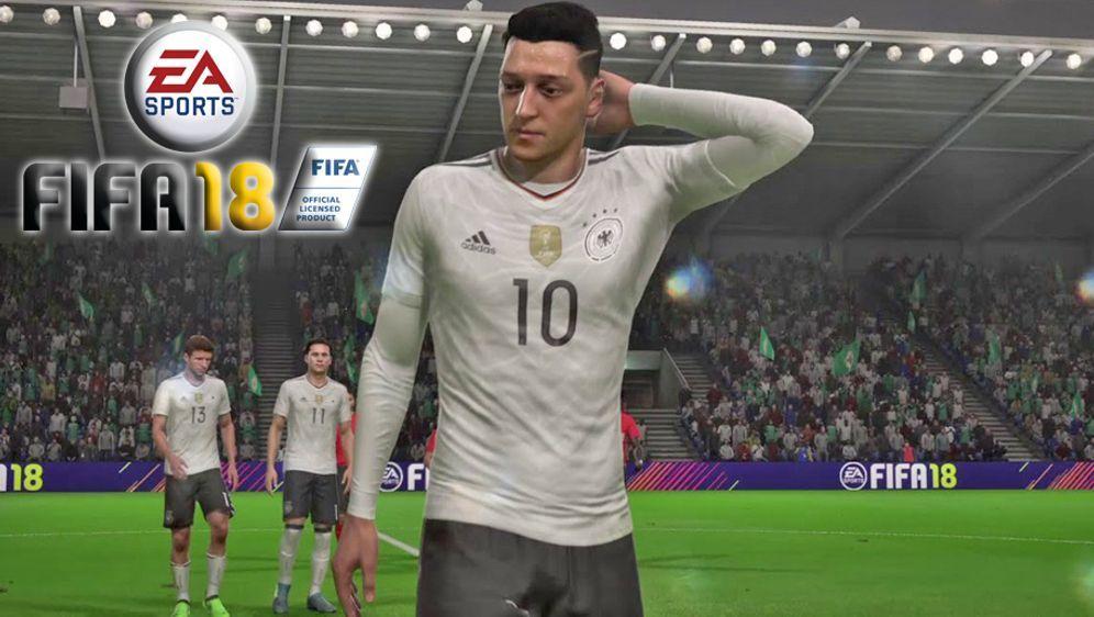 Zur WM in Russland erhält FIFA 18 ein kostenloses Update. - Bildquelle: EA Sports