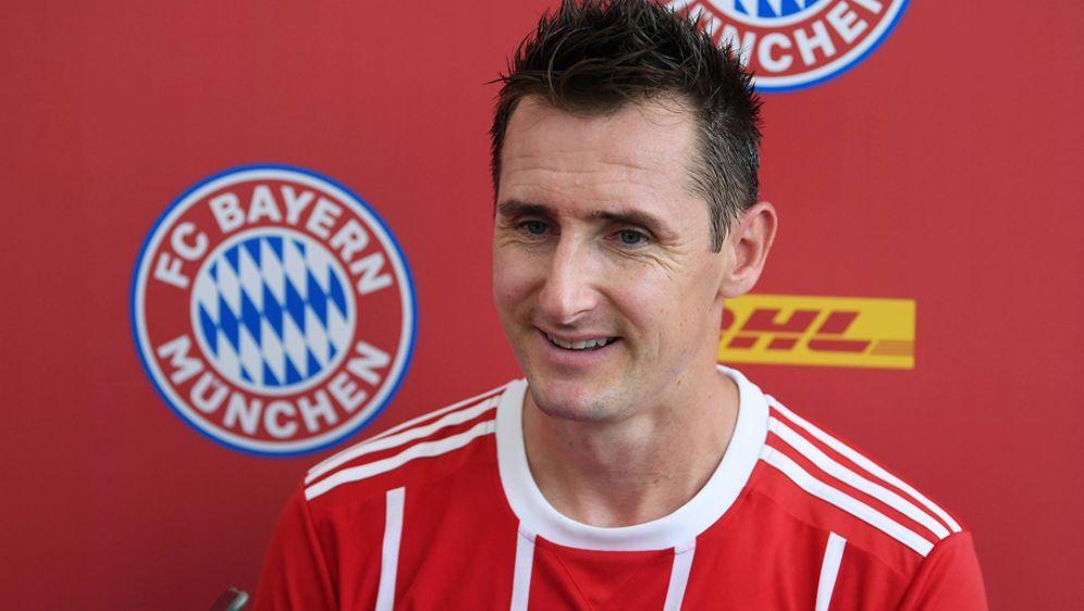 Miroslav Klose soll sich um den Bayern-Nachwuchs kümmern - Bildquelle: Imago