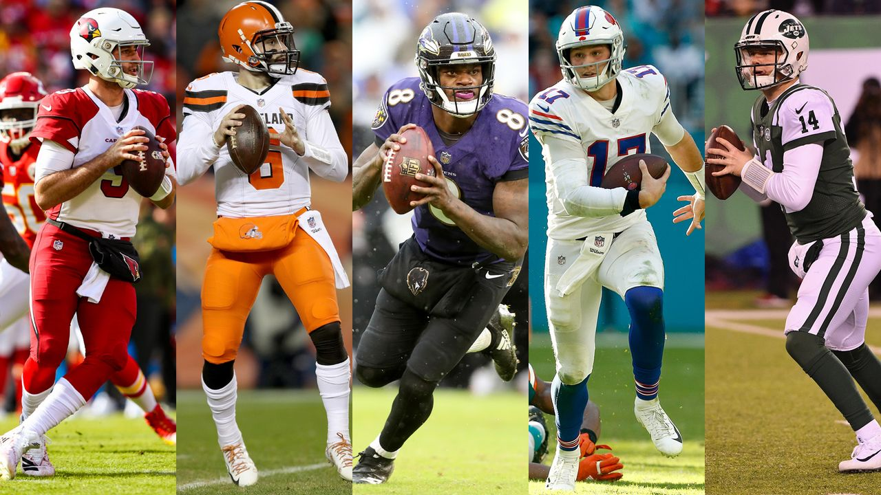 GEWINNER: Die Rookie-Quarterbacks - Bildquelle: Getty Images