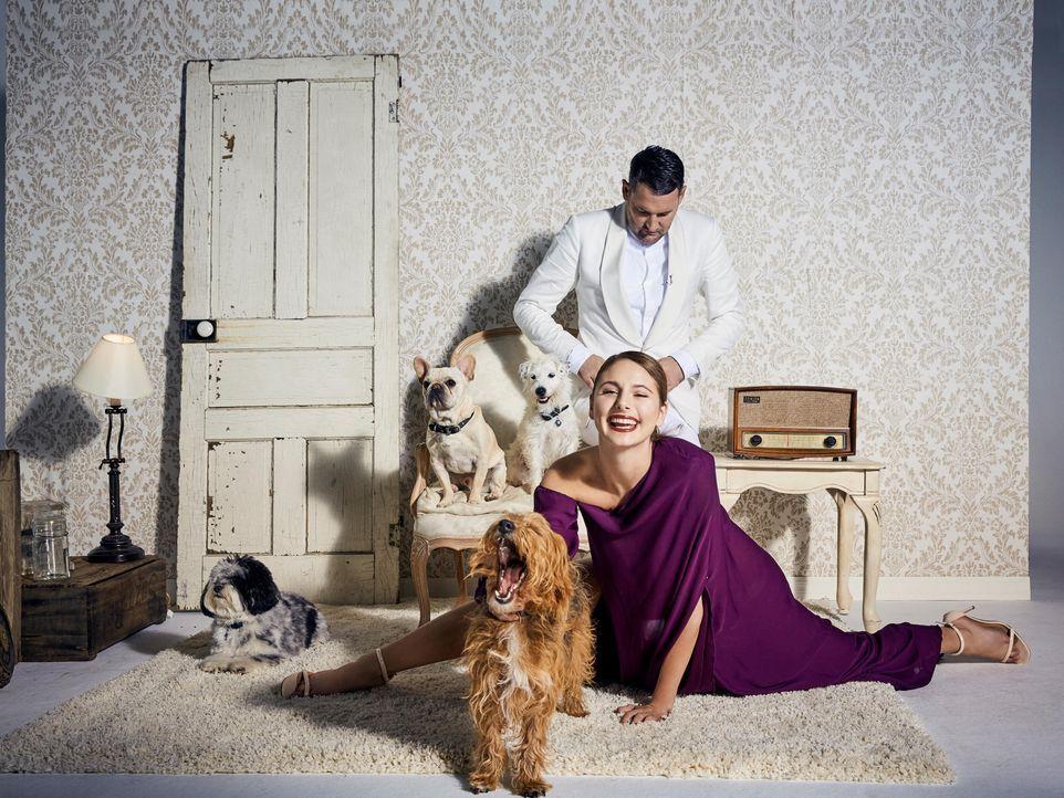 Carina-Dogs - Bildquelle: ProSieben