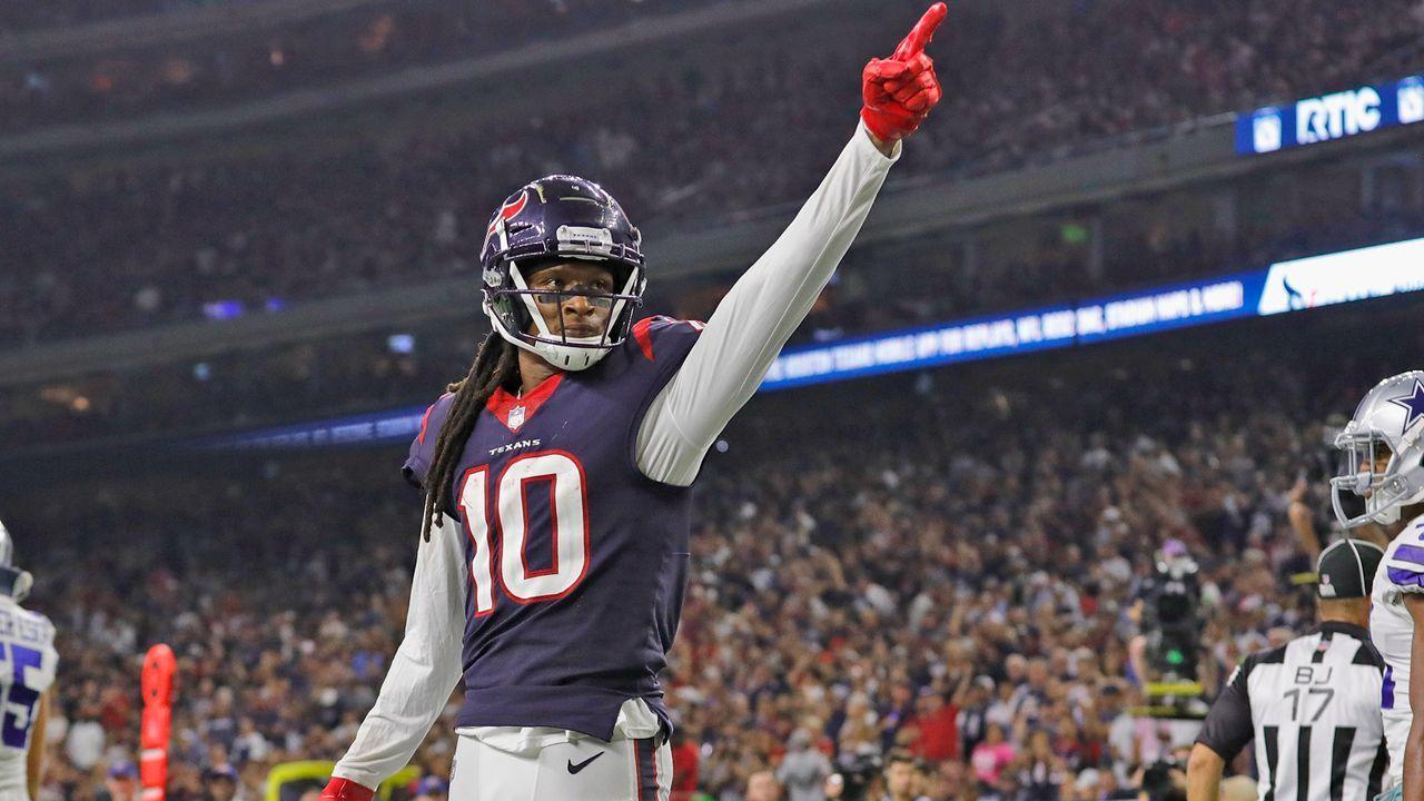 Draft Pick 23: Houston Texans - Bildquelle: 2018 Getty Images