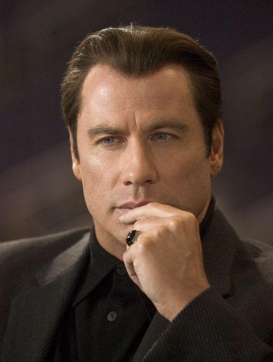 Cool bleiben ist alles: Chili Palmer (John Travolta) ... - Bildquelle: Metro-Goldwyn-Mayer Studios Inc. All Rights Reserved.