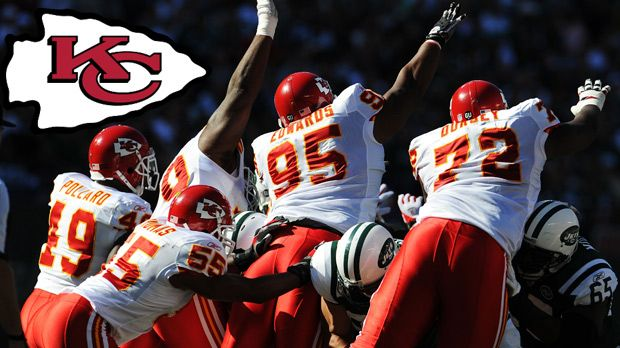 Kansas City Chiefs - Bildquelle: 2008 Getty Images, Wikipedia