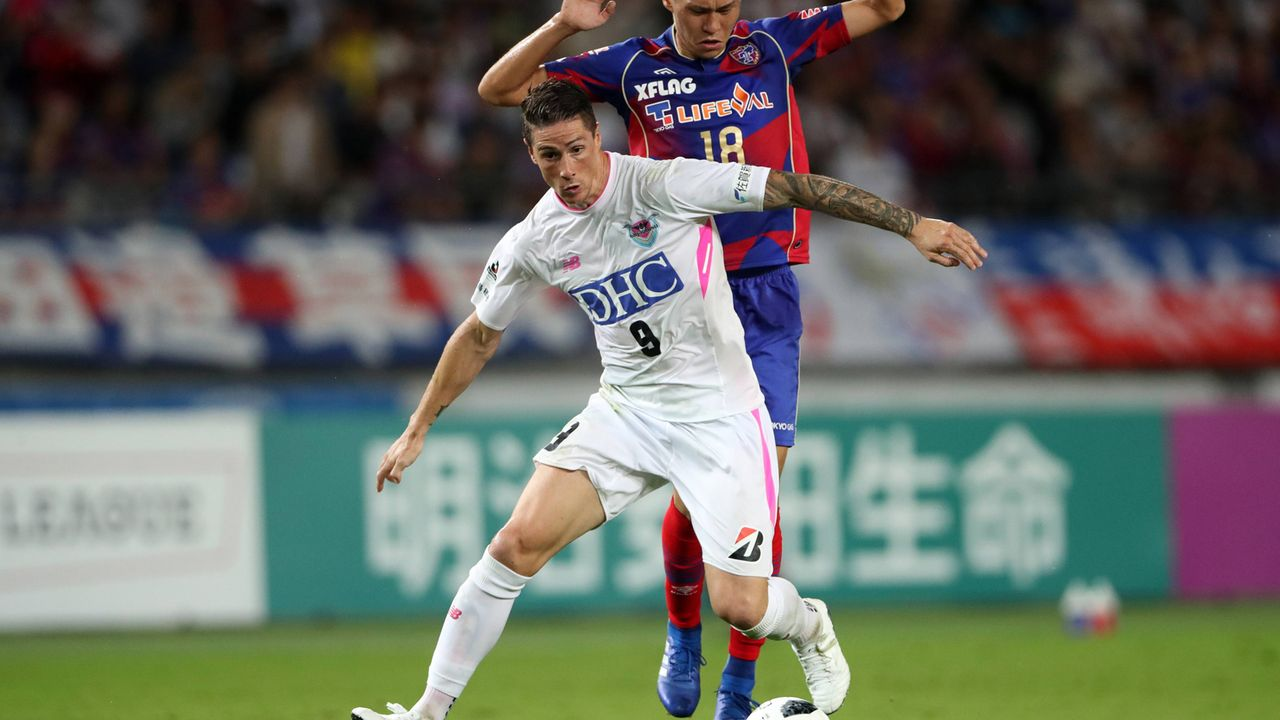 Fernando Torres (Sagan Tosu) - Bildquelle: imago/AFLOSPORT