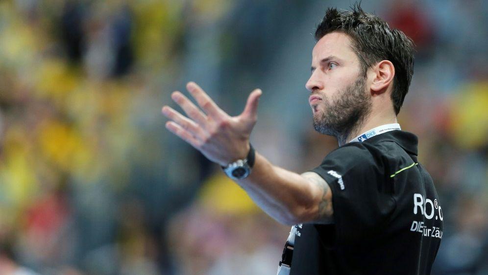 Wiegert und Magdeburg gewinnen auch das zweite Spiel - Bildquelle: PIXATHLONPIXATHLONSID