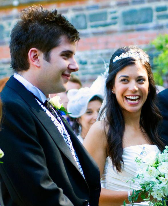 Kann Jonny im Alleingang eine märchenhafte Hochzeit auf die Beine stellen? Mit dem nötigen Bargeld und vier Wochen Zeit, keine unmögliche Aufgabe. D... - Bildquelle: Renegade Pictures Ltd