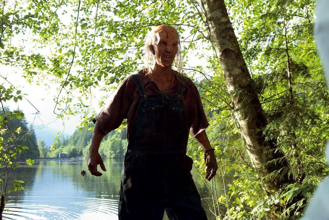 Three Finger (Jeff Scrutton) hat schon wieder Lust auf Menschenfleisch ...