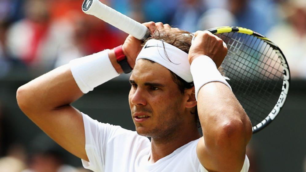 Will trotz Blinddarmentzündung weiterspielen: Rafael Nadal - Bildquelle: getty