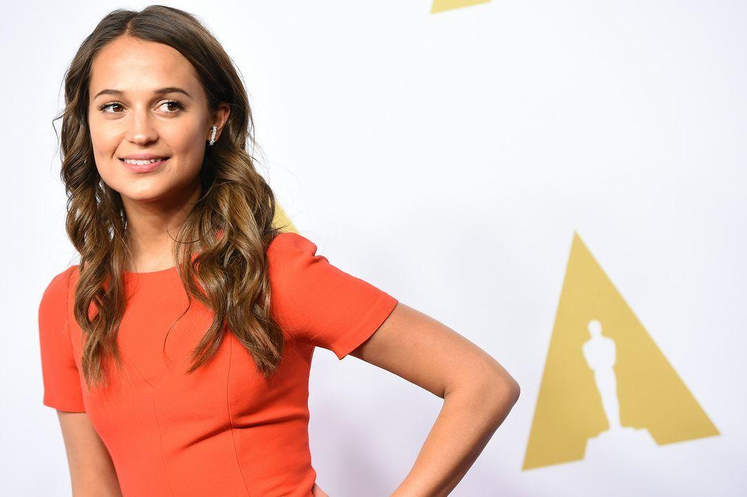 Oscar-Nominees-Luncheon-Alicia-Vikander2-160208-AFP - Bildquelle: AFP