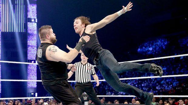 SmackDown vom 8. Januar