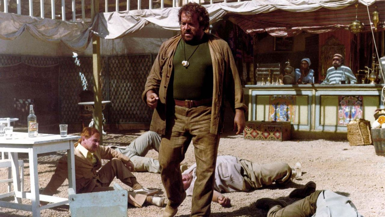Bud Spencer und Terence Hill - Bildquelle: Denver Film Productions